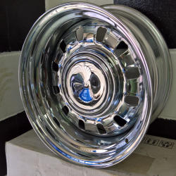 Chrome 12 Slot 15 x 8