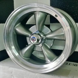 Rev Wheel Grey 15 x 7