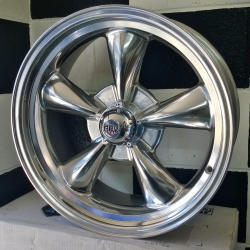 Rev Wheel Polished 17 x 7