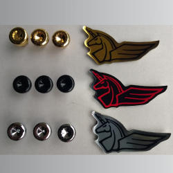 AME Rivets Decals